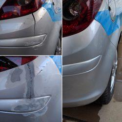 split plastic bumper repair